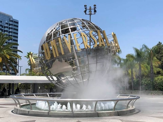 CityWalk - Universal Studios Globe