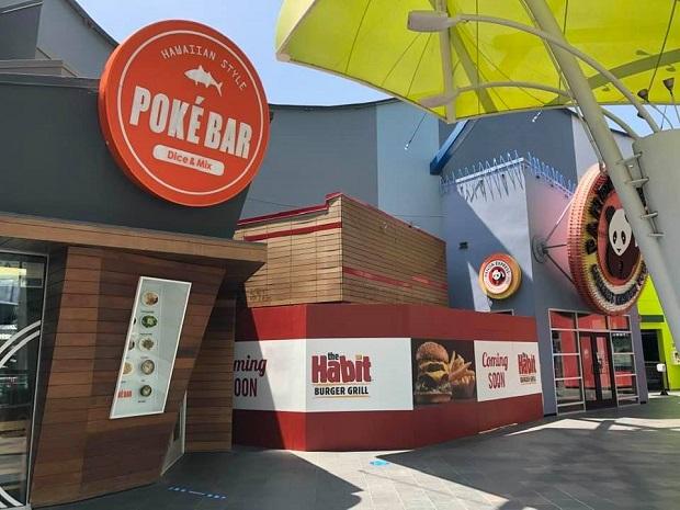 CityWalk - food court