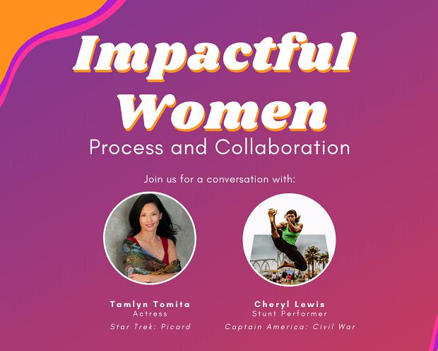 Impactful Women - header