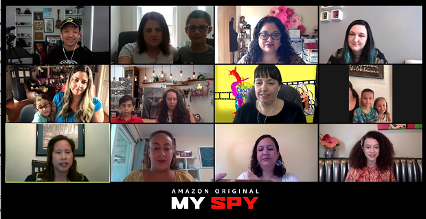 My Spy - Chloe Coleman Roundtable Interview