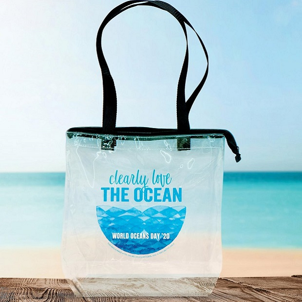 Rubio's Tote Bag - World Oceans Day