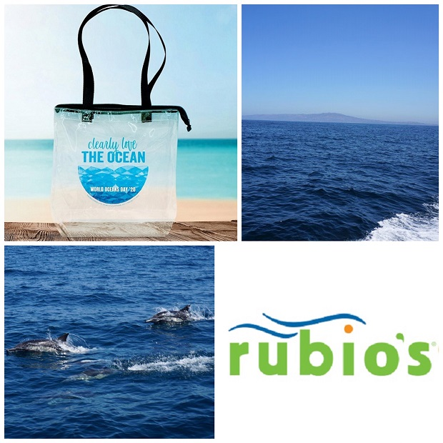 Rubios World Oceans Day 2020