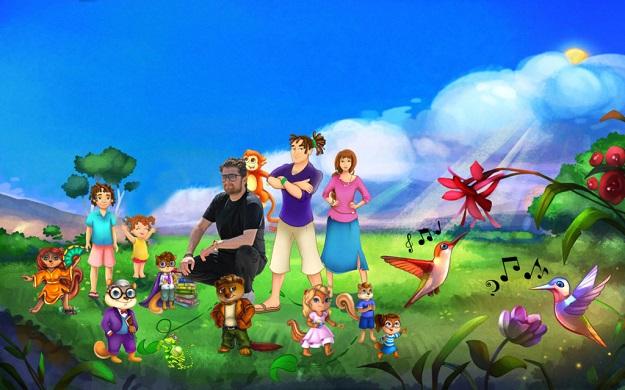 Adventures of Rockford T. Honeypot_Josh Gottsegen_book characters