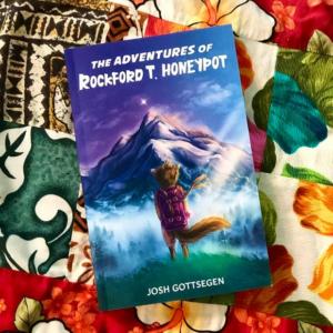 Adventures of Rockford T. Honeypot_book cover