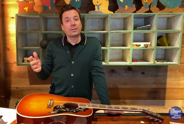 Jimmy Fallon - Tonight Show At Home Edition