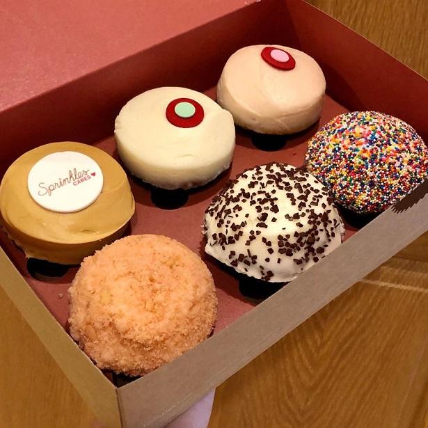 Sprinkles Cupcakes at Home