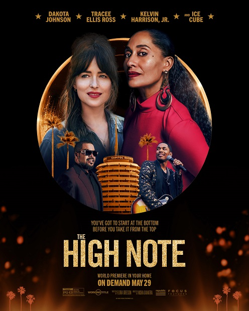 The High Note - poster