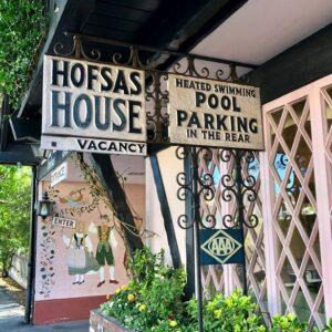 Hofsas House Hotel_signage