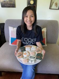 Judy Elswick - Birdiejudy Custom Cookies