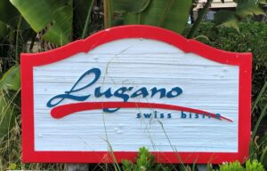 Lugano Sign