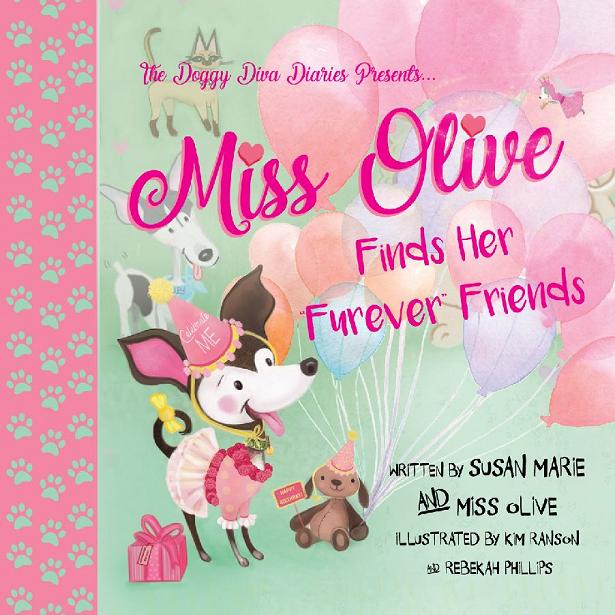 Miss Olive Finds Her Furever Friends