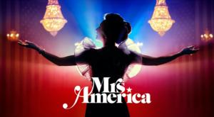 Mrs. America - poster