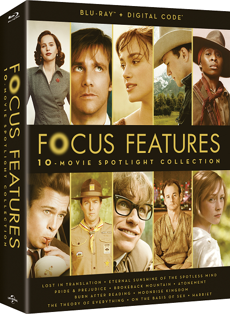 Focus Features 10-Movie Collection
