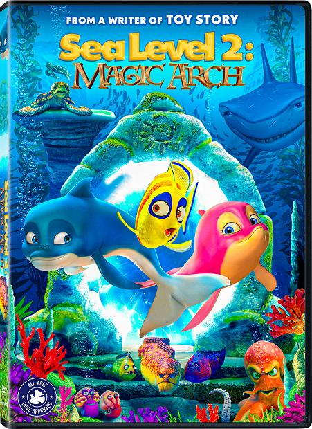 Sea Level 2 Magic Arch DVD Cover