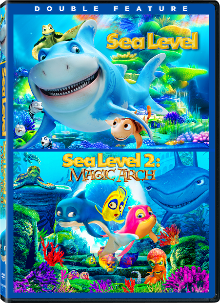 Sea Level Double Feature DVD