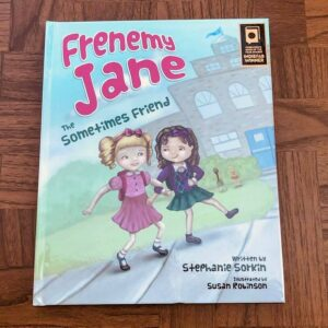 Frenemy Jane - Book