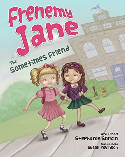 Frenemy Jane - book cover
