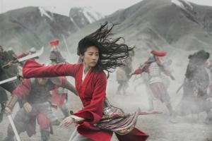 Mulan - fighting army
