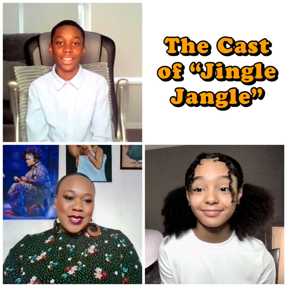 Jingle Jangle - Lisa Davina Phillip_Kieron L. Dyer_Madalen Mills
