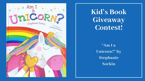 Am I a Unicorn - Book Giveaway