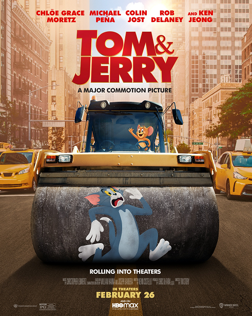 Tom and Jerry Movie_poster