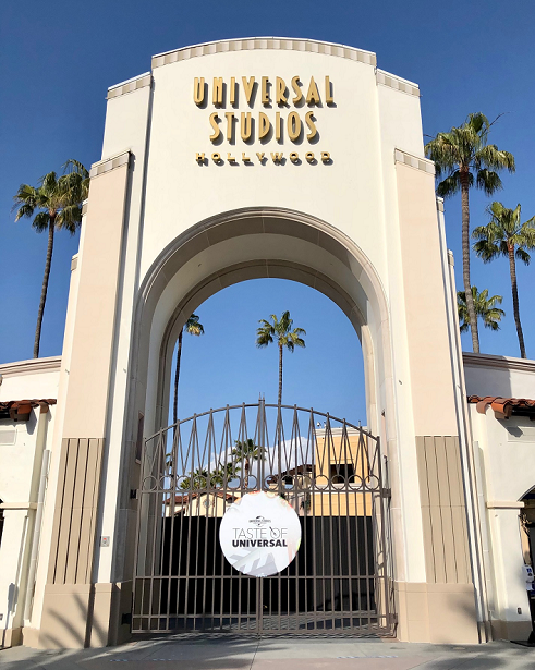 Universal Studios Gate