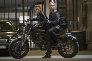 Black Widow - Scarlett Johansson - Florence Pugh