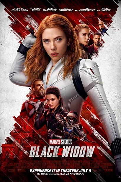 Black Widow_Cast Poster