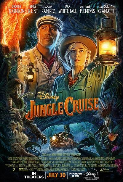 Jungle Cruise - Poster