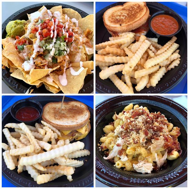 Universal Studios - Minion's Cafe - food