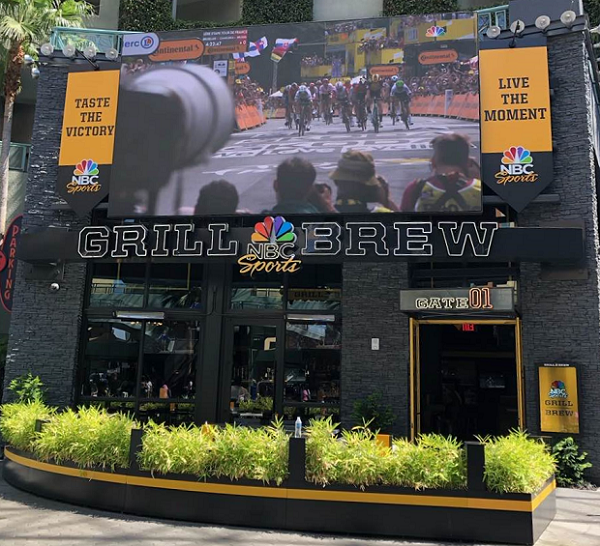 NBC Sports Bar and Grill