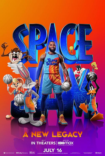 Space Jam-A New Legacy_poster