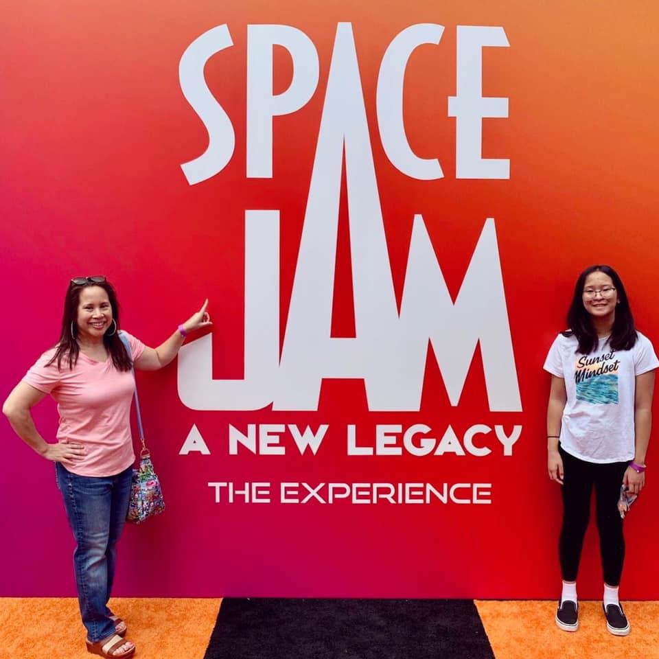 Space Jam - Fan Experience