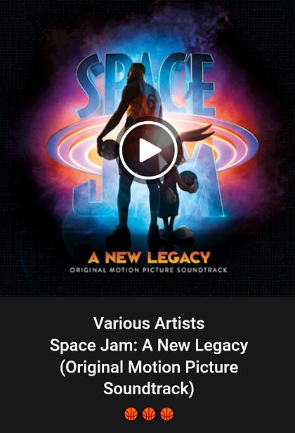 Space Jam_Soundtrack