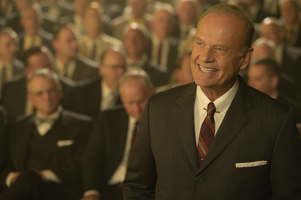 Charming the Hearts of Men - Kelsey Grammer