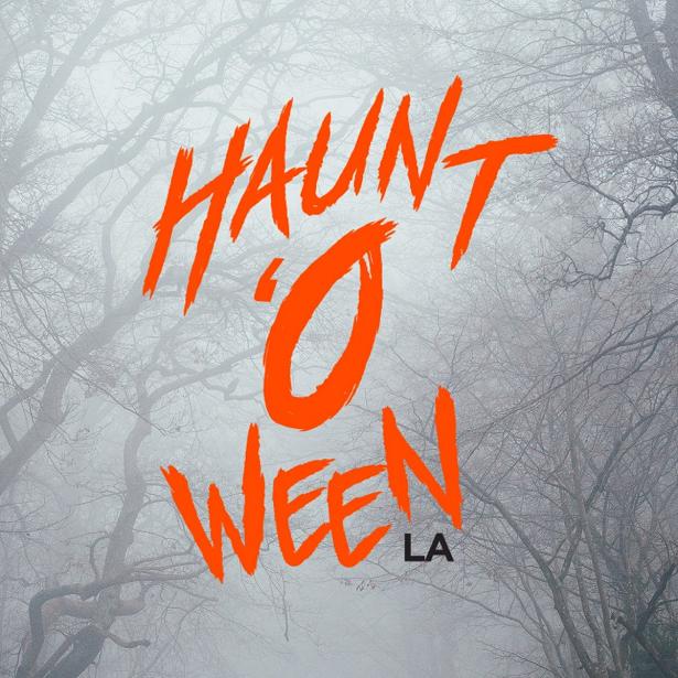 Hauntoween LA - logo