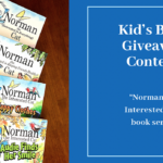"""""""Norman the Interested Cat"""" Book Series {Book Review + Giveaway}"""