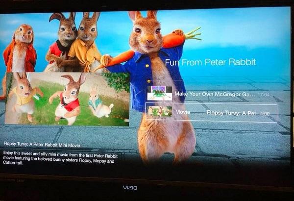 Peter Rabbit 2 - bonus fun