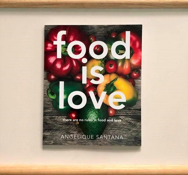 Food is Love - paperback