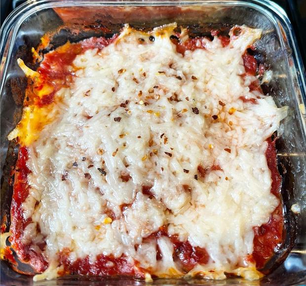 Mini Zucchini Lasagna_no pasta