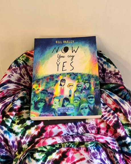 Now You Say Yes - Advanced Copy