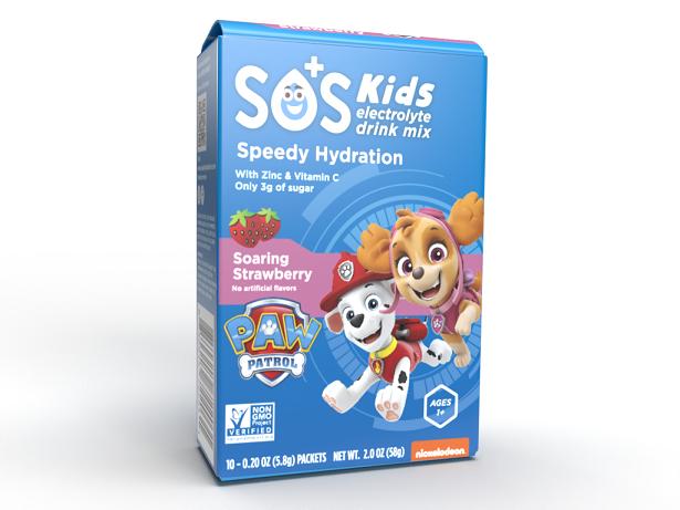 SOS Kids Speedy Hydration