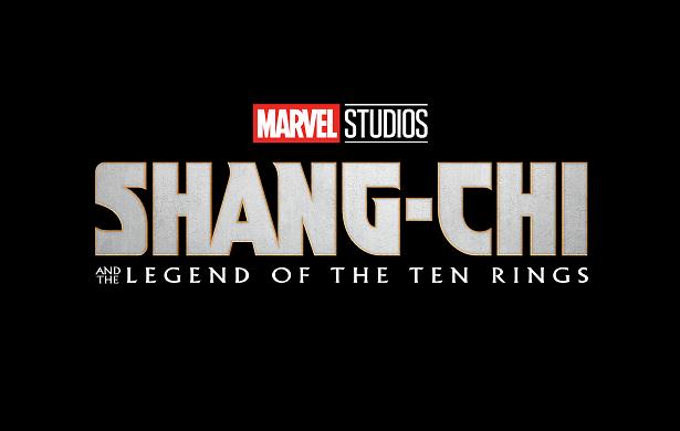 Shang Chi - movie logo
