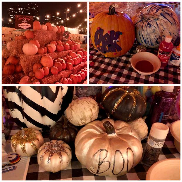 Haunt O' Ween LA - Pumpkin Decorating