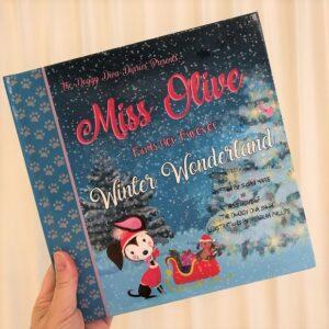 Miss Olive Winter Wonderland - cover